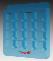 Perspex Business Card Holder
