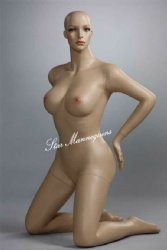 Big Breasted Sexy Female Mannequin
