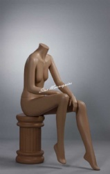 Sitting Female Mannequin SFM-015