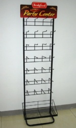 Shop Display Rack